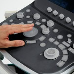 Эргономичная панель управления с сенсорным дисплеем